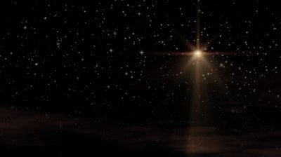 stock-footage-hd-seamless-loop-with-bethlehem-christmas-star-twinkling-stars-and-moving-wispy-clouds